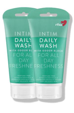 2-pack RFSU Intim Daily Wash 150ml - Paketerbjudande 1
