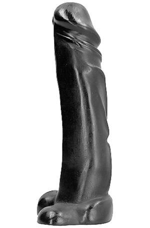 All Black Anal Dildo 22 cm - Analdildo 1