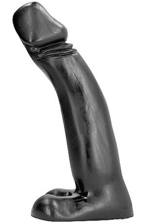 All Black Anal Dildo 33 cm - Analdildo 1