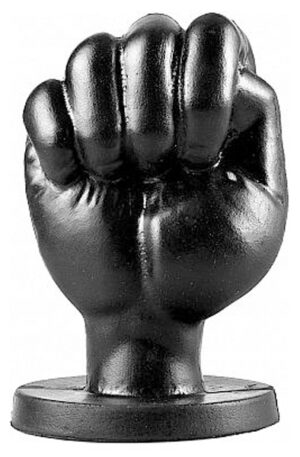 All Black Anal Fist 13 cm - Fisting hand 1