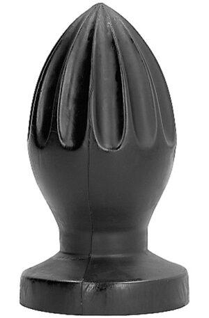 All Black Butt Plug 12 cm - Analplugg 1