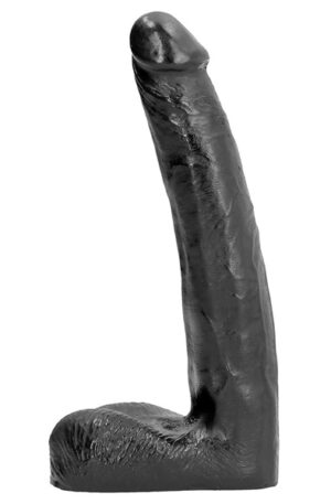 All Black Dildo 21 cm - Dildo 1
