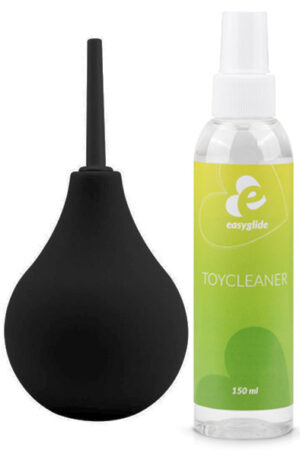 Anal Douche + Toy Cleaner - Paketerbjudande 1