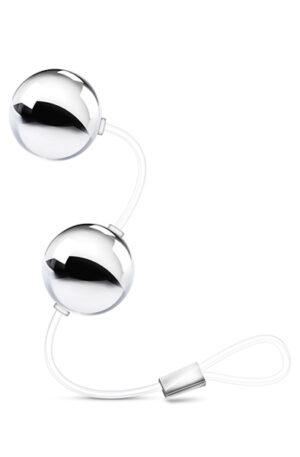 B Yours Bonne Beads Silver - Knipkulor / Geishakulor 1