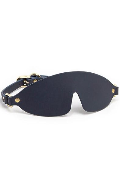 Bondage Couture Blind Fold Blue - Ögonbindel 1