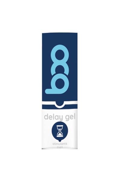 BOO Delay Gel Men 50ml - Uthållighetshöjande gel 2