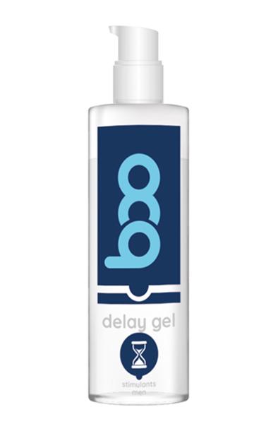BOO Delay Gel Men 50ml - Uthållighetshöjande gel 1