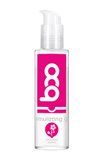 BOO Stimulating Gel Women 50ml - Lusthöjande gel 1