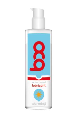 BOO Waterbased Lubricant Warming 50ml - Värmande glidmedel 1
