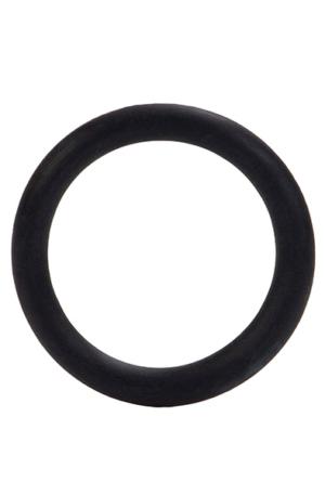 CalExotics Black Rubber Ring - Penisring 1