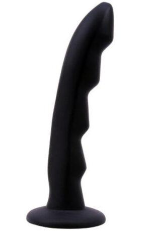 Cavelier Black Dildo 17 cm - Dildo 1