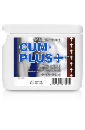 Cobeco Cum Plus 30 caps - Spermiefrämjande tillskott 1