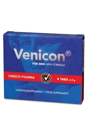 Cobeco Venicon For Men 4tabs - Potens piller 1