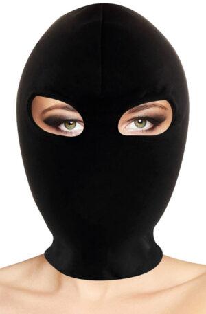Darkness Submission Mask Black - BDSM mask 1