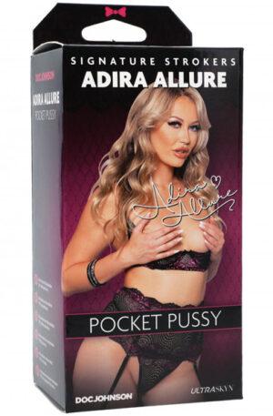 Doc Johnson Adira Allure Pocket Pussy - Lösvagina 1