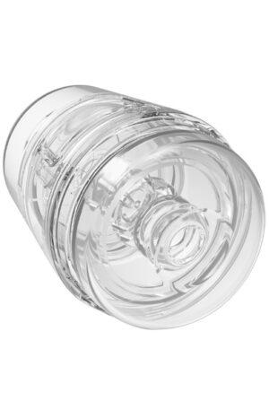 Doc Johnson Main Squeeze Pop-Off Optix - Stroker 1