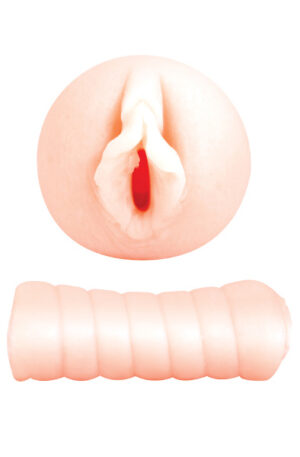 Dream Toys Realstuff Smooth Pussy To-Go - Lösvagina 1