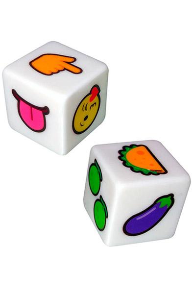 DTF Emoji Dice Game - Tärningsspel 1