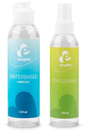 EasyGlide Toycleaner + Lubricant - Paketerbjudande 1