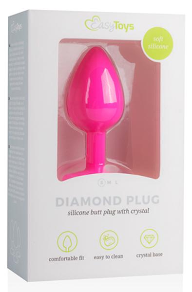 Easytoys Diamond Plug - Analplugg 3