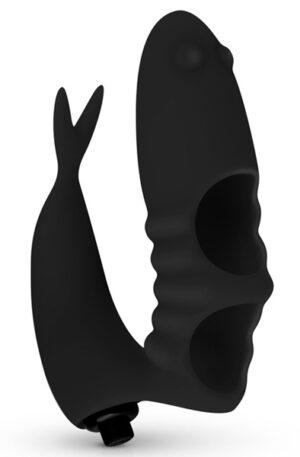 Easytoys Finger Vibrator Black - Fingervibrator 1