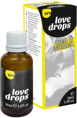 Ero Love Drops Men & Women 30ml - Lustförhöjande tillskott 1
