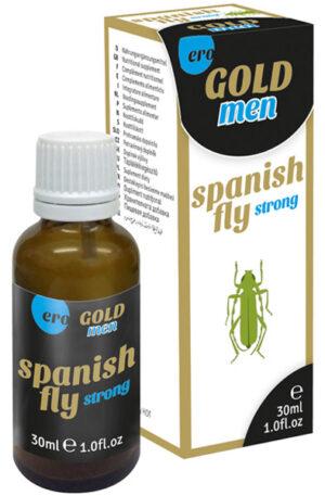 Ero Spanish Fly Him Gold 30ml - Lustförhöjande tillskott 1