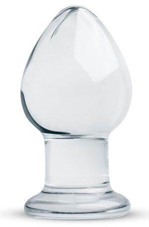 Gildo Glass Buttplug No. 26 - Analplugg i glas 1