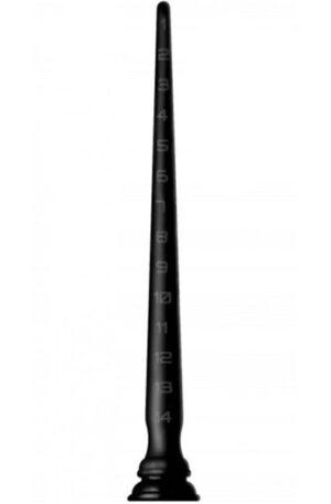 Hosed Extreme Silicone Anal Plug 40 cm - Extra lång analdildo 1