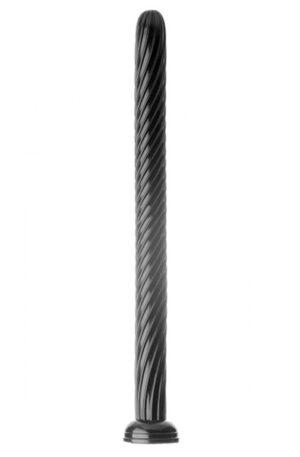 Hosed Spiral Anal Snake 52 cm - Extra lång analdildo 1