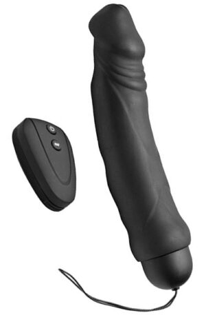Ivan 10x Mode Remote Vibrating Dildo - Fjärrstyrd dildo 1
