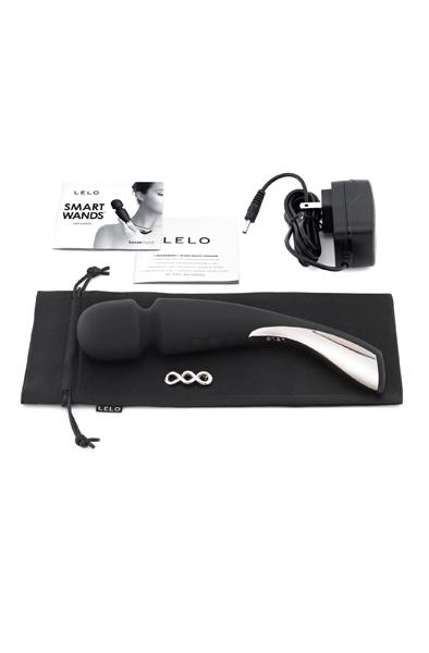 LELO Smart Wand Massager Medium - Magicwand / Massagewand 5