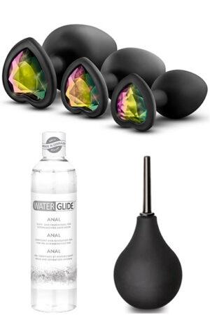 Luxury Bling Plugs Training Kit - Paketerbjudande 1