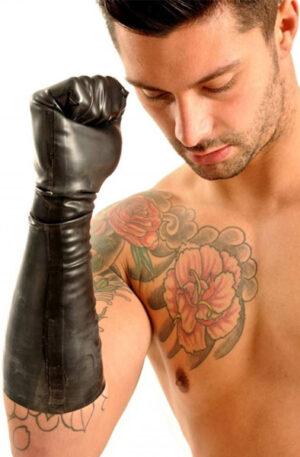 M&K Fisting Mitten L–XL - Fisting Handske 1