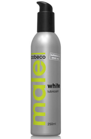 Male White Sperm Lubricant 250ml - Fejksperma 1