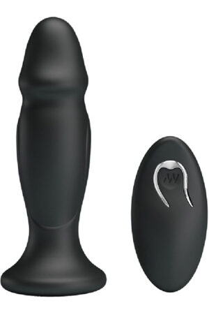 Mr. Play Powerful Vibrating Anal Plug - Analplugg med vibrator 1