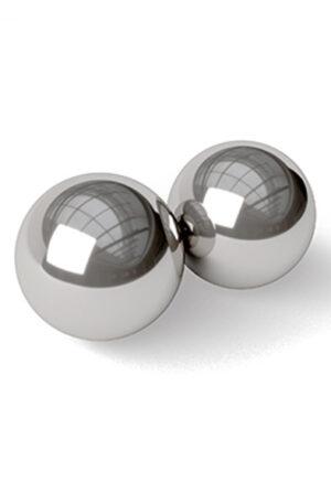 Noir Stainless Steel Kegel Balls - Knipkulor / Geishakulor 1