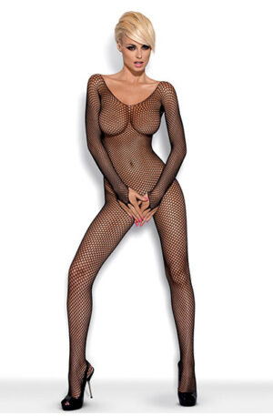 Obsessive Bodystocking N109 Black - Sexiga underkläder 1