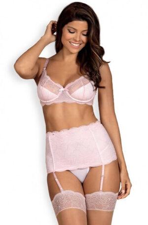 Obsessive Girlly 3-pcs Set - Sexiga underkläder 1