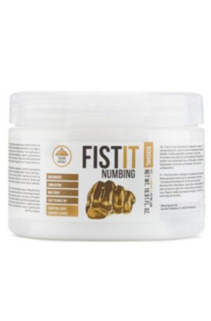 Pharmquests Fist-it Numbing 500ml - Glidmedel anal/fisting 1