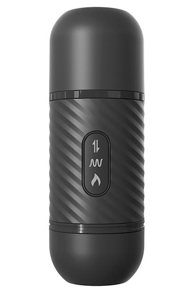 Pipedream Vibrating Ass Thruster - Analdildo med vibration 3
