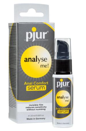 Pjur Analyse Me! Serum 20ml - Avslappnande spray 1