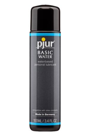 Pjur Basic Waterbased 100ml - 1