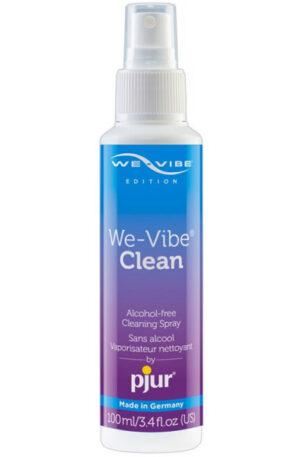 Pjur We-Vibe Clean Spray Toy 100 ml - Rengöringsspray 1