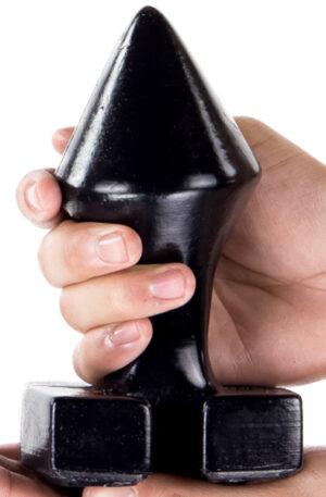Pluggiz Heavydiam 16 cm - Grövre analplugg 1