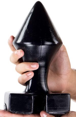 Pluggiz Heavydiam 24 cm - Grövre analplugg 1