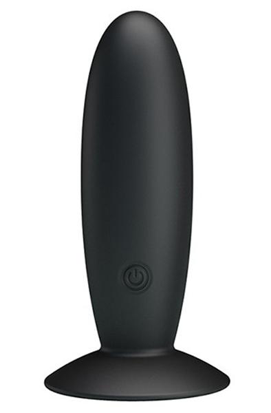 Pretty Love Butt Plug Massager - Analplugg med vibrator 1