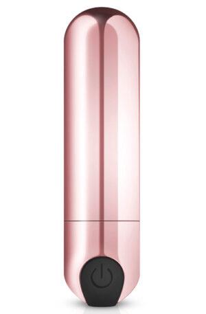 Rosy Gold New Bullet Vibrator - Bulletvibrator 1
