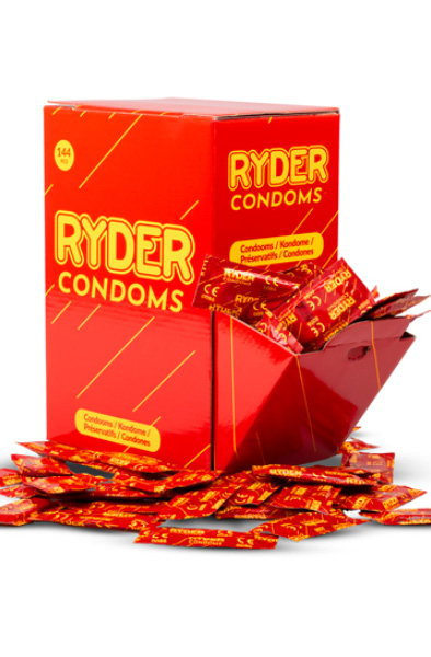 Ryder Ryder Condoms 144pcs - Kondomer 1