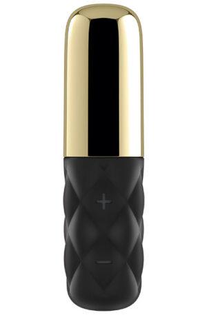 Satisfyer Mini Lovely Honey Gold - Klitorisvibrator 1